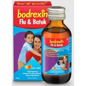Bodrexin Flu dan Batuk