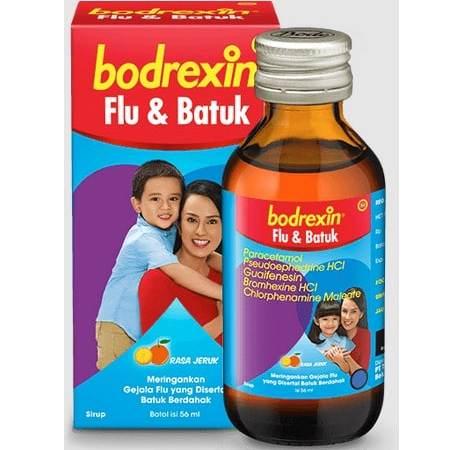 TERBAIK! 5 Pilihan Obat Panas Batuk Pilek Anak yang Bagus