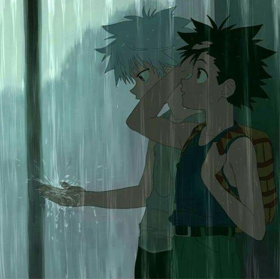 Gon And Killua RAIN