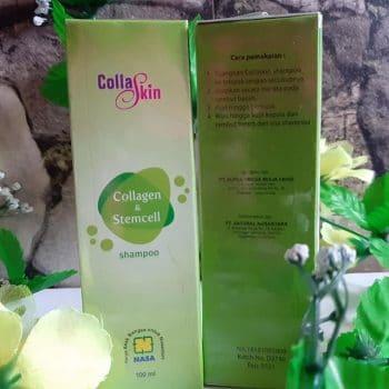 Nasa Collagen Shampoo Stemcell