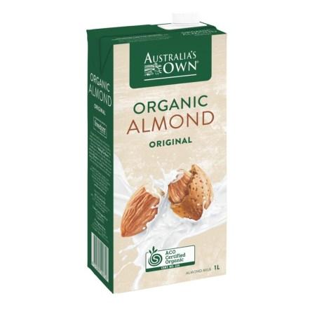 Australia's Own Almond Milk(foto:shopee)