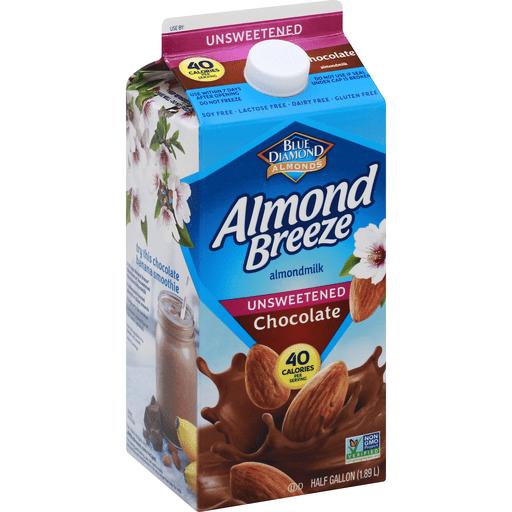 Blue Diamond Almond Milk Chocolate(foto: Caseysfoods.com)