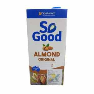 So Good Almond Milk(Foto : Tokopedia)