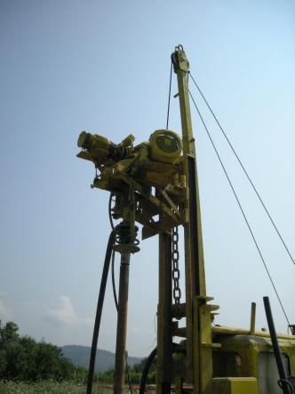 velja potic masina za busenje bunara