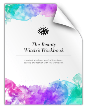 Get more manifestation tips from The Beauty Witch's Workbook