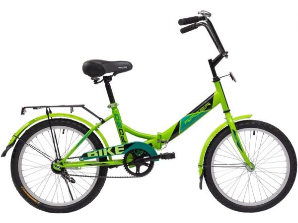 """Купить 20""""Велосипед RACER 20-1-20 складной, рама сталь ..."""