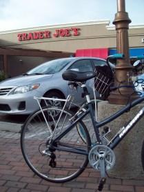shopping trip to TJ's