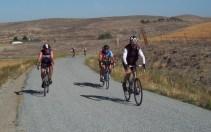 coming up the saddle between Ranchita Canyon and Hog Canyon