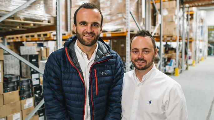 Cambridge e-commerce start-up named one of Europe's top 100 fastest growing companies