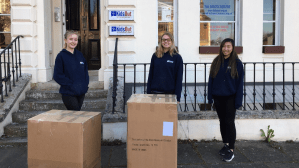 Velocity Commerce donates £3,000 worth of toys to support vulnerable children during Covid-19