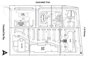 Interstate 10 and Jackrabbit Trail - SEC 5