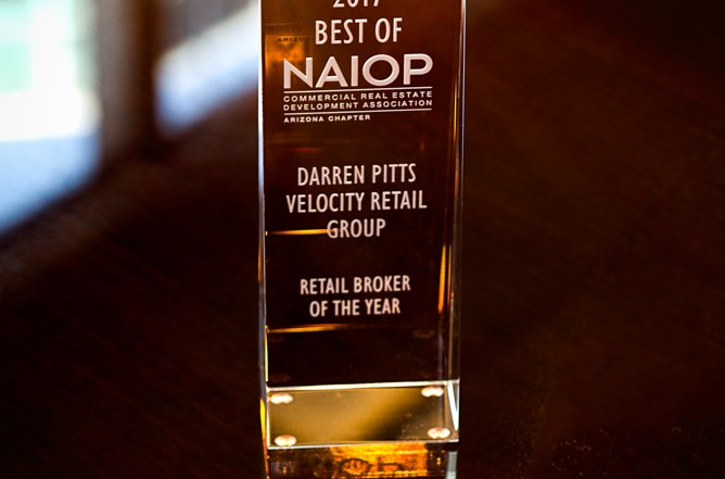 NAIOP Retail Broker of the Year