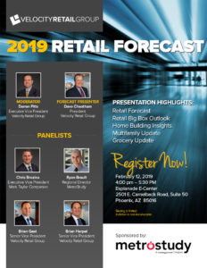 Highlights of 2019 Velocity Retail Forecast Event 5