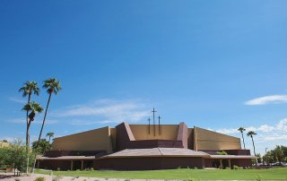 Velocity Retail Leases Tempe Arizona Vacant Big Box to Central Christian Church 2