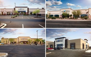La-Z-Boy Completes Investment Sale of Four Top-Ranked Arizona Stores 1