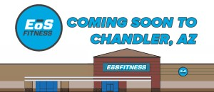 Velocity Retail Leases Vacant Big Box to EoS Fitness for Chandler Location 1