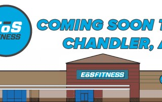 Velocity Retail Leases Vacant Big Box to EoS Fitness for Chandler Location 6