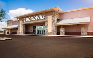 Velocity Retail Group's Investment Division Completes $5.7MM NNN Sale of Goodwill of Central Arizona in Queen Creek 2