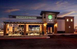 Velocity Retail Group Starbucks Sahuarita Arizona