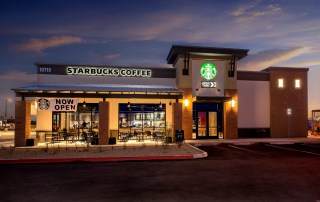 Velocity Retail Group Starbucks Sahuarita Arizona