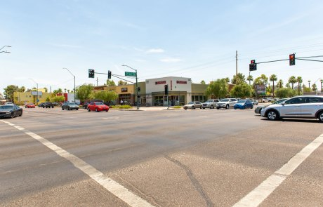 McDowell Road and 7th Avenue - SEC 6