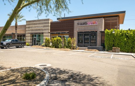 Lincoln Drive and Scottsdale Road - NWC 5