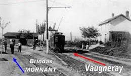 L'ancienne gare du Tupinier