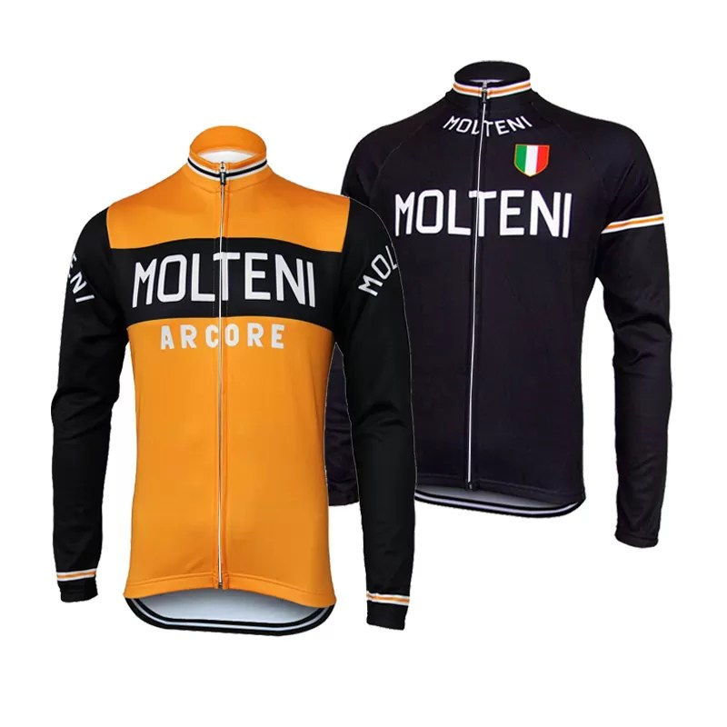 Molteni Cycling Jersey (two colours) (fleece lined option) - Velo ... 58b1c7487