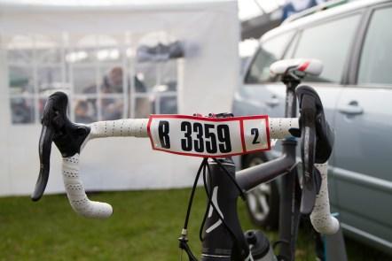 Fahrrad ist fertig