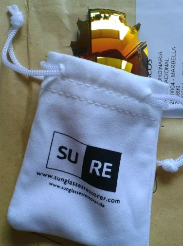 Wechselgläser von Sunglasses Restorer