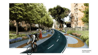 Italia, cycling new deal