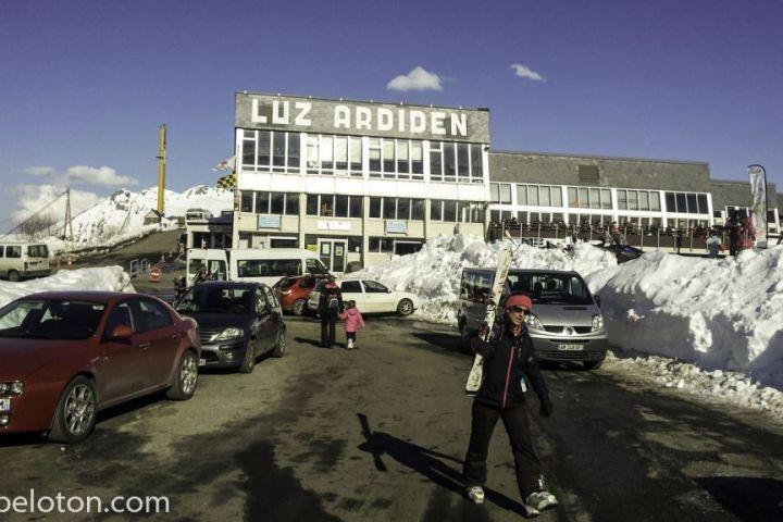 Luz-Ardiden Winter
