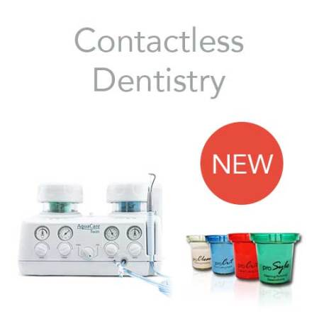 AquaCare Twin Contactless Dentistry