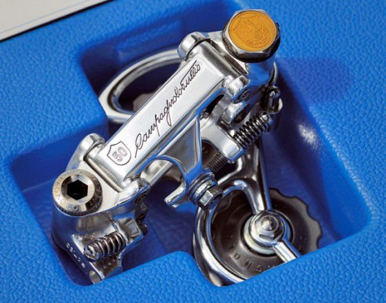 campagnolo 50th rear derailleur