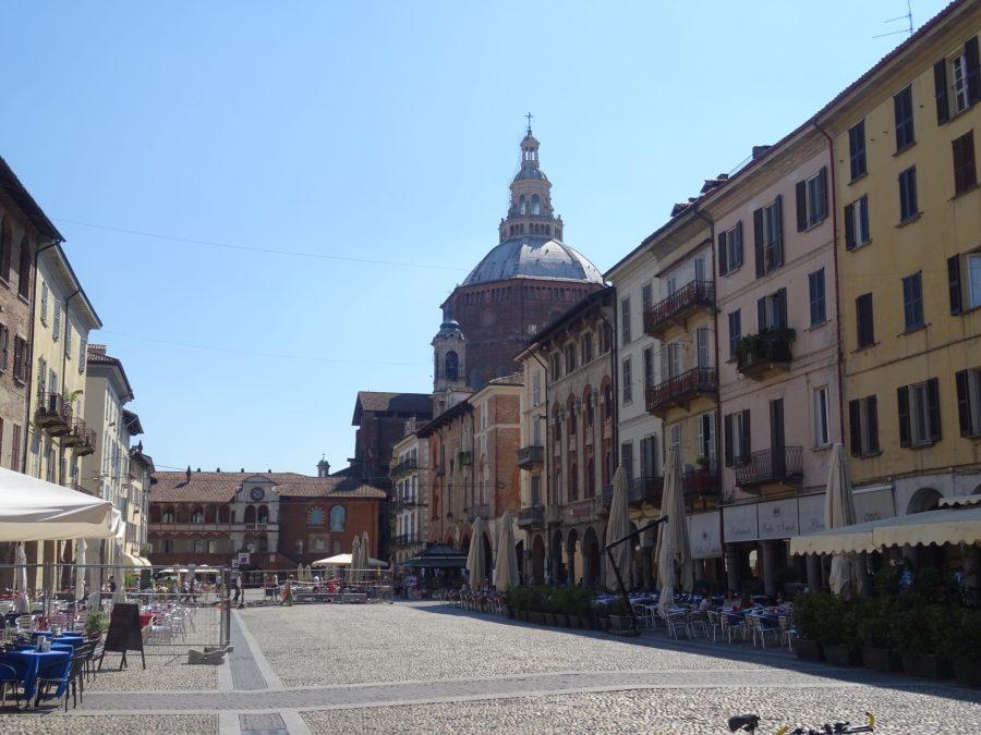 Pavie en plein coeur des régions touchées par le Covid-19 en Italie et en Europe