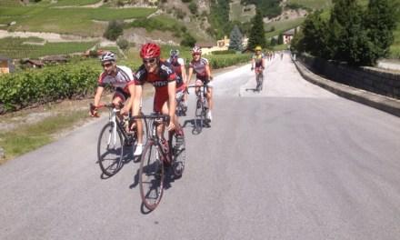 Tour du Val d'Aoste: les stars de demain en Valais