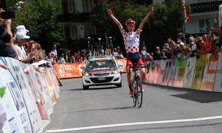 Les meilleurs juniors du monde au Tour du Pays de Vaud