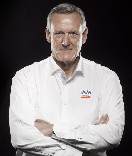 """Michel Thétaz: """"La famille IAM s'est nourrie du professionnalisme des coureurs, de cette aspiration à toujours faire mieux, de la manière de se battre pour réussir."""