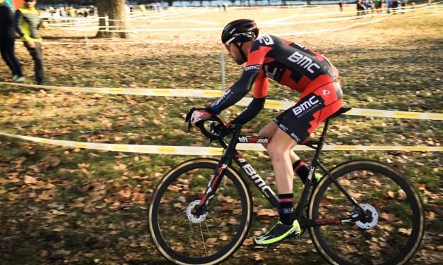 Cyclocross: Lukas Flückiger dominateur à Nyon