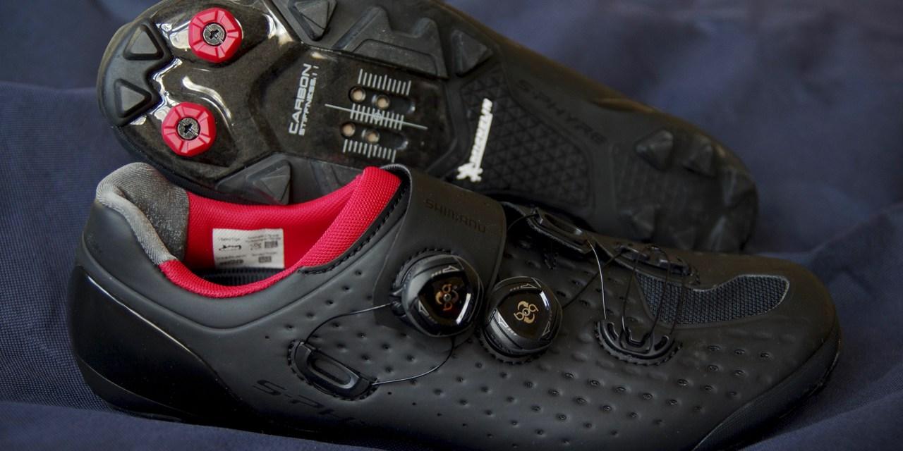 Test – Chaussure VTT Shimano S-Phyre (màj)