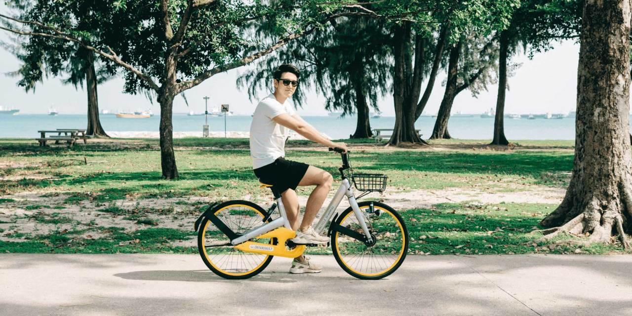 Une «invasion» de vélos? Mais tant mieux!
