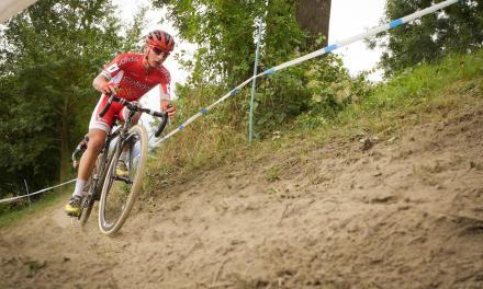 Cyclocross de Nyon: Venturini en démonstration