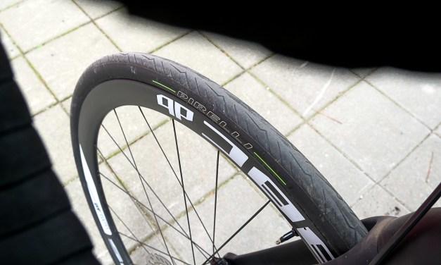 Un pneu qui tient la route, et même plus