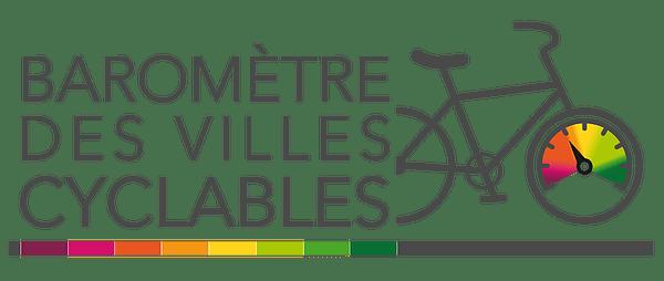 2ème édition du Baromètre des villes cyclables de la FUB