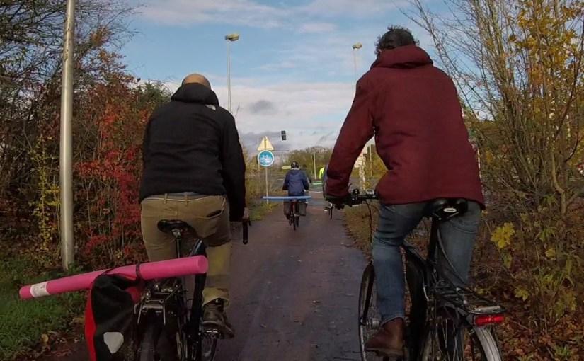 Un anniversaire qui ne rajeunit pas la politique cyclable orléanaise