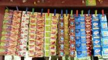 Tout en micro-sachet, Inde