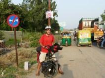 On vous le jure, la signalisation n'est pas respectee ici!!!, Inde