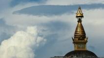 Stupa de Lumbini, Nepal