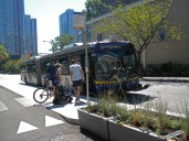 TransLink, Vancouver Bus to Horseshoe Ferry Terminal
