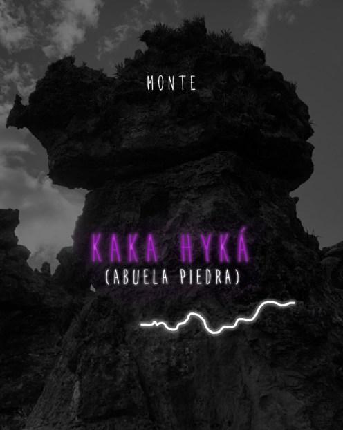 Videoclip Kaka Hyká (Abuela Piedra) – MONTE